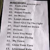 Retropop 2013 Racoon