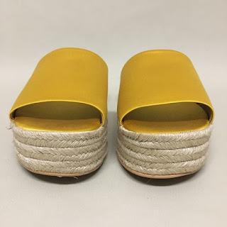 Barneys New York Platform Sandals