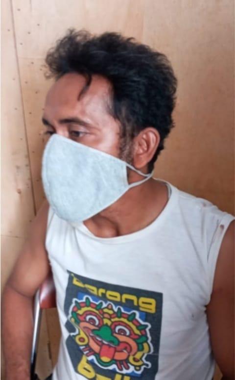 Oknum Kadis Perikanan Kepulauan Tanimbar, Bersama Rekan Aniaya Wartawan