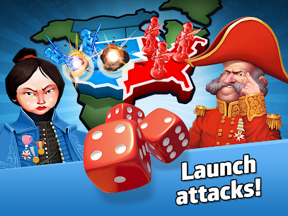 RISK: Global Domination MOD 1.18.55.426 (Unlimited Tokens) Apk 9