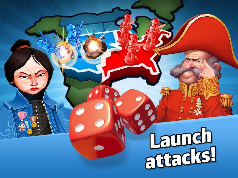 RISK: Global Domination Screenshot 8