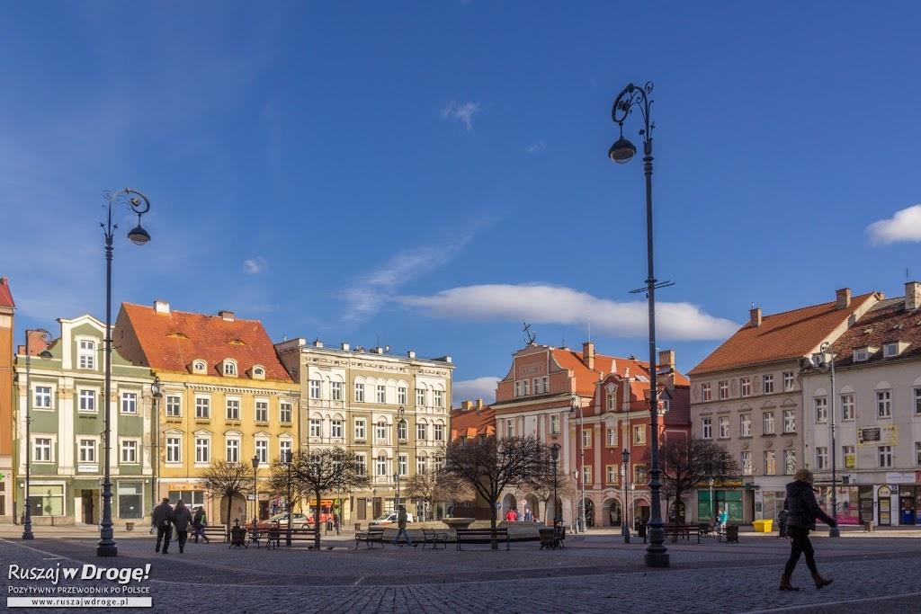 Rynek w Wałbrzychu