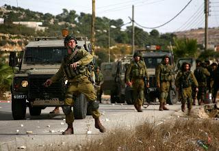Israel dah mula tanam pokok Ghorqod