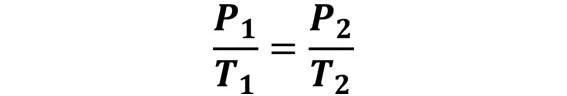 Las leyes de los gases: de boyle, de Charles, de Gay Lussac, de Avogadro y de Dalton - Fórmula general de la ley de Gay-Lussac - sdce.es - sitio de consulta escolar