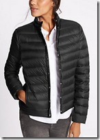 Marks & Spencer Down and Feather Jacket