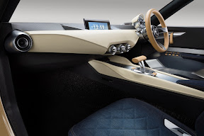 Nissan IDx Freeflow Cockpit