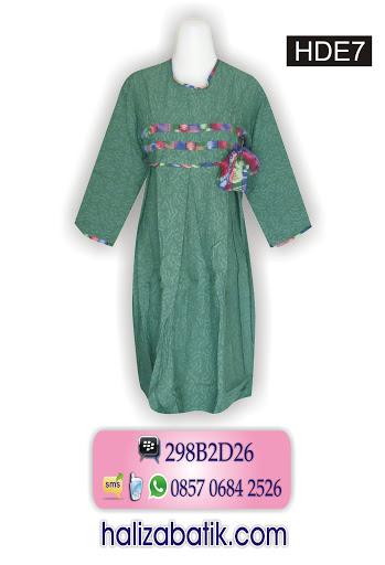 Baju Online, Model Baju Terbaru, Motif Batik, HDE7