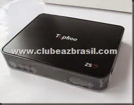 ATUALIZAÇÃO TOPFREE Z5S V5.03P