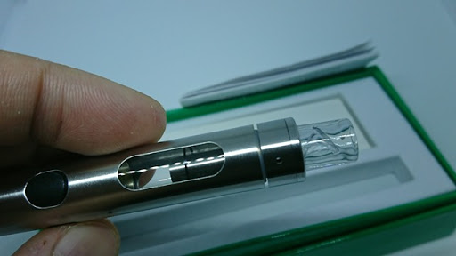 DSC 3961 thumb%255B2%255D - 【禁煙/VAPE】「電子たばこデビュースターターキット」レビュー。1台でVAPEとPloom TECH(プルームテック)カプセルに対応!プルームテックをVAPEで吸って禁煙への道!?【健康/電子タバコ】
