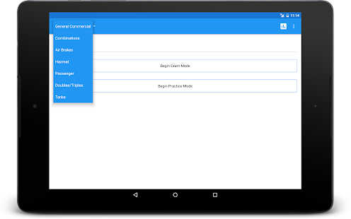 Download CDL Prep for Windows Phone apk screenshot 7