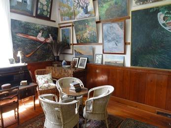 2017.05.15-044 dans la maison de Claude Monet