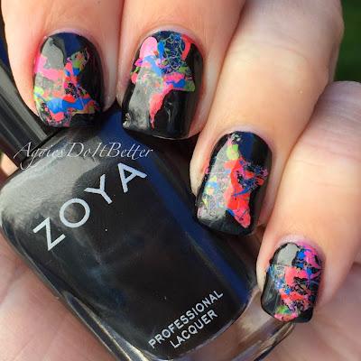 http://www.aggiesdoitbetter.com/2014/06/star-cutout-splatter-nail-art-with-zoya.html