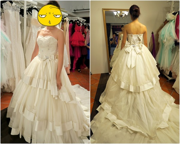城市花園婚禮工坊 高雄自助婚紗 - 拍婚紗照之禮服挑選 (17)