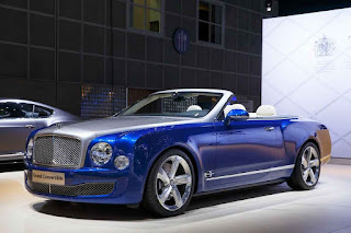 The $3.5 million Bentley Grand Convertible