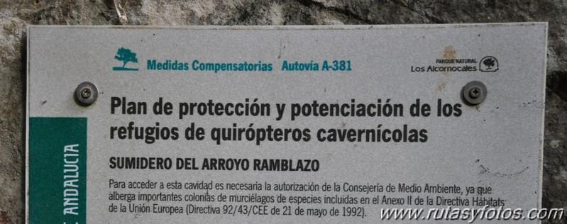 Complejo karstico Motillas - Ramblazo