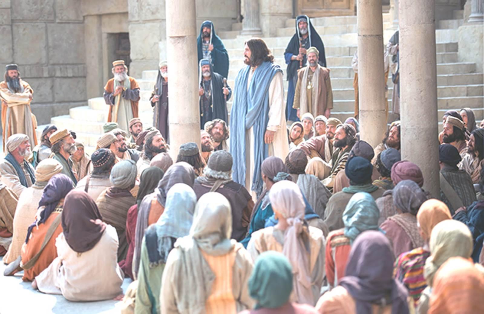 Chúa Cha làm chứng cho tôi (26.3.2020 – Thứ Năm Tuần 4 MC)