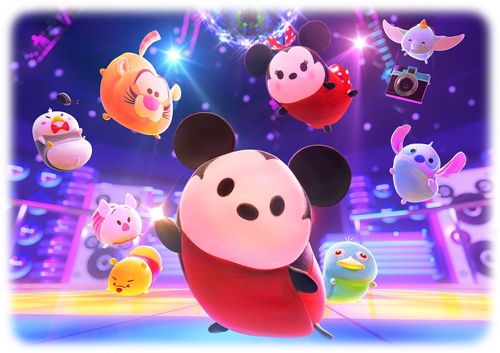 how to clear 500 tsum tsum