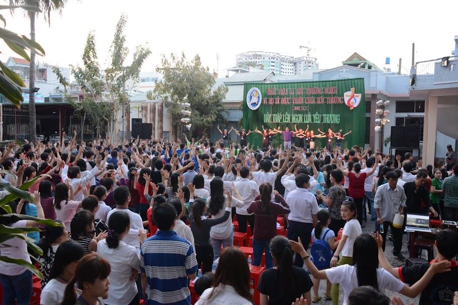 Cuộc gặp gỡ giới trẻ Giáo hạt Phú Thọ