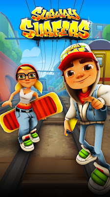 Subway Surfers v1.4.2 for Android Game