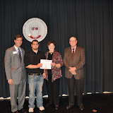 Foundation Scholarship Ceremony Fall 2012 - DSC_0202.JPG