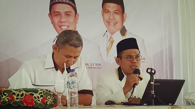 PKS Sulawesi Utara Buka Diri Untuk Caleg Eksternal
