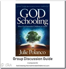 GOD Schooling- Discussion Guide