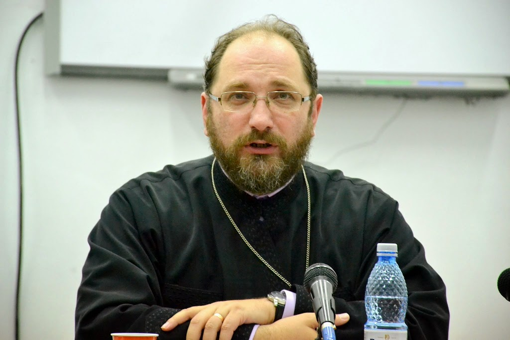 Pr. Constantin Necula despre tineri, FTOUB 126