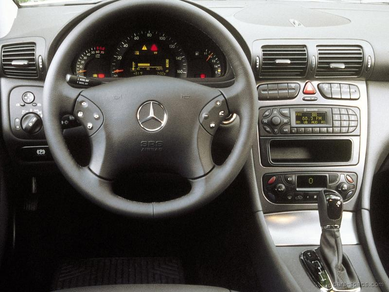 2005 MercedesBenz CClass Sedan Specifications Pictures Prices