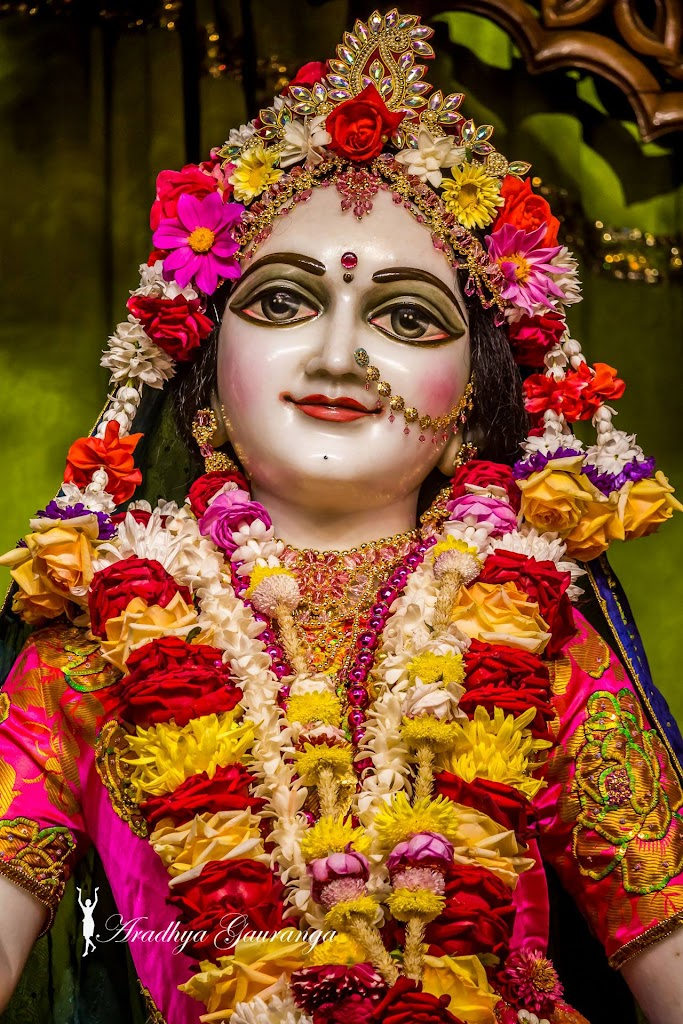 ISKCON Mayapur Deity Darshan 20 Jan 2017 (20)