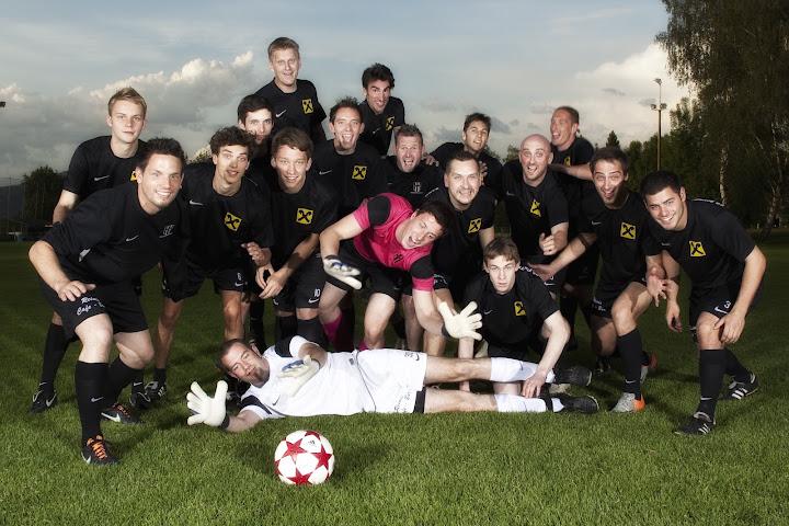 Mannschaftsfoto I-Mannschaft