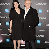 OIC - ENTSIMAGES.COM - Nefer Suvio and Nick Rhodes at the Alexander McQueen: Savage Beauty - private view Victoria and Albert Museum London 14th March 2015 Photo Mobis Photos/OIC 0203 174 1069