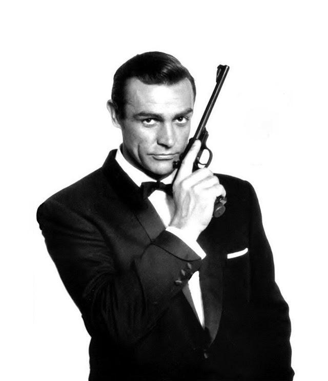 Se duerme y muere James Bond Agente 007 Sean Connery