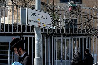 Por objeção de consciência israelense sai da prisão do exército