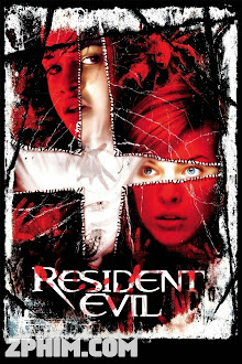 Vùng Đất Quỷ Dữ - Resident Evil (2002) Poster