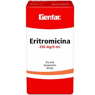 Eritromicina Genfar