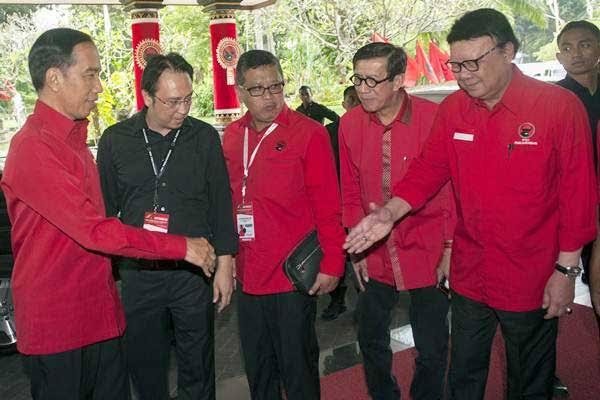 Sejumlah Menteri dan Eks Pejabat Diduga Rancang Jokowi 3 Periode