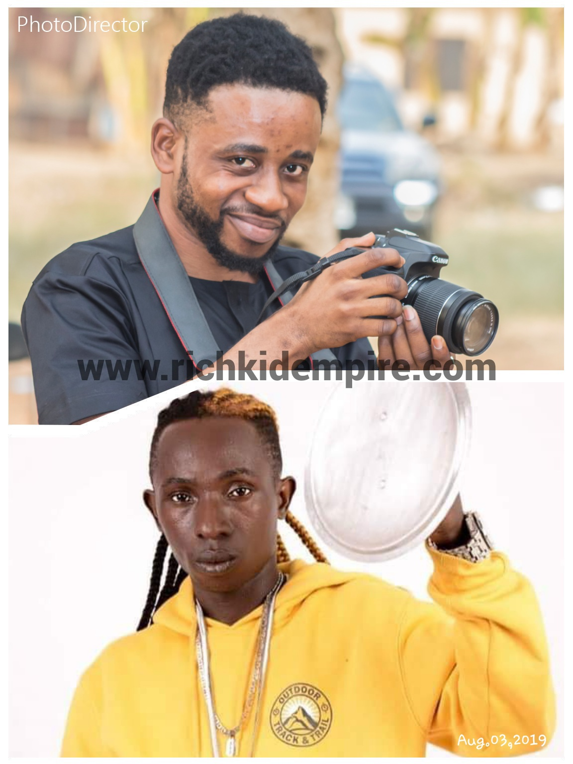 Patapaa is a big help to Ghana Music Industry in this Century - Real Richkid Gh