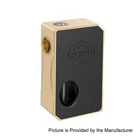 authentic coilart azeroth squonk mechanical box mod gold aluminum 7ml 1 x 18650 20700 21700 thumb%255B2%255D - 【海外】「Asmodus Stride VR-80」 「Sikary Paladin 80W」「Smoktech SMOK TFV8 Big Baby Light Edition」