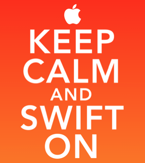 Keep Calm and Swift On 300x337