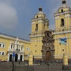 Lima - Monasterio de San Francisco