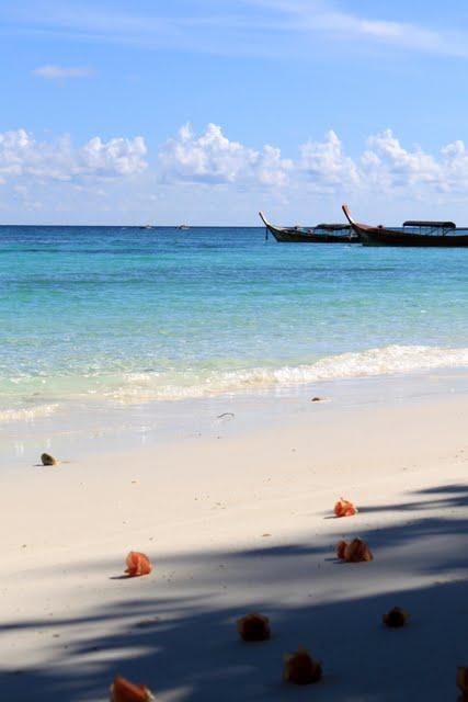 Остров Липе (Lipe island, เกาะสิเป๊ะ)