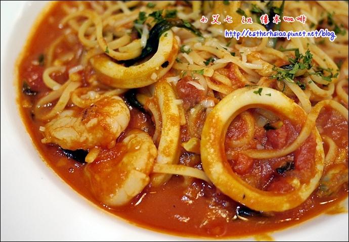 19 蕃茄海鮮麵-2