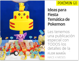 Ideas Fiesta Temática Pokemon