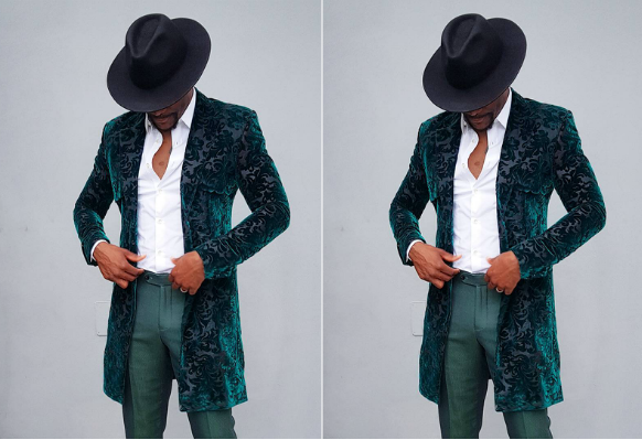 Ebuka's Outfit For Future Awards 2017 Generate Another Media Attention (Photo)