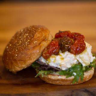 Whitefish Salad Sandwich