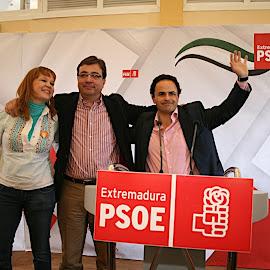 Presentación candidatos del PSOE de las Vegas Bajas