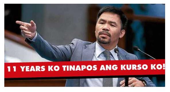 """WATCH!""""I-Check niyo pa sa mga Records!"""" Pacquiao, Rumesbak sa mga Bumabatikos!"""