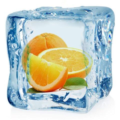 ice orange 1 4 1 thumb%255B2%255D - 【リキッド】「Ice Coke」「Ice Peach」「Ice Orange」HILIQ高濃度リキッドアイス系3種レビュー。ちべた~いひんやりリキッド【ハイリク/HILIQ/海外】