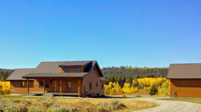 Madison River Ranch Home in Southwest Montana