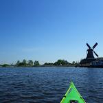 228-Het mooie Ijlst laten we achter ons en we varen de Geeuw op....
